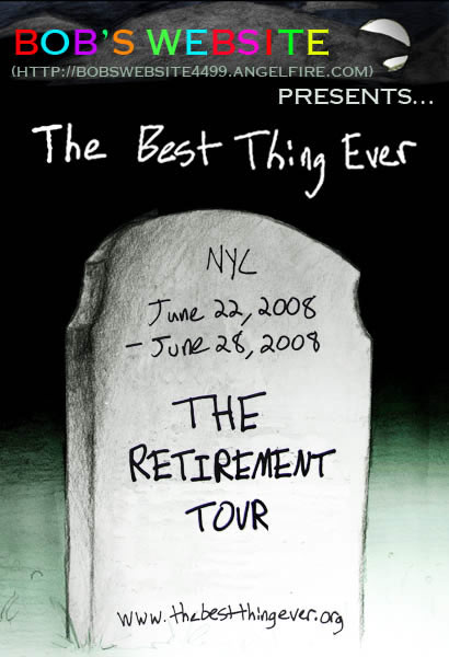 the retirement tour